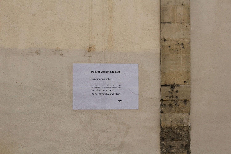 de jour comme de nuit, rue gay lussac, paris, 75005