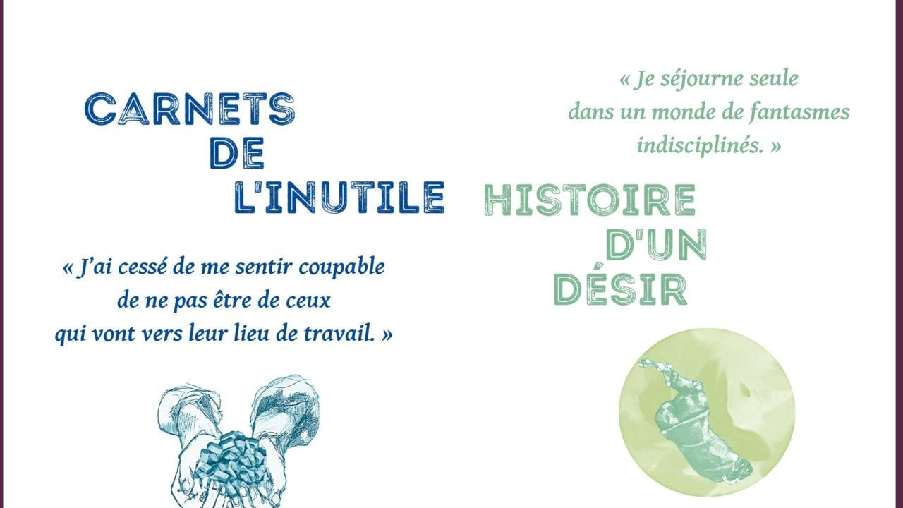 carnets de l'inutile, histoire d'un désir, poésie, livres, nathalie man, éditions le laboratoire existentiel
