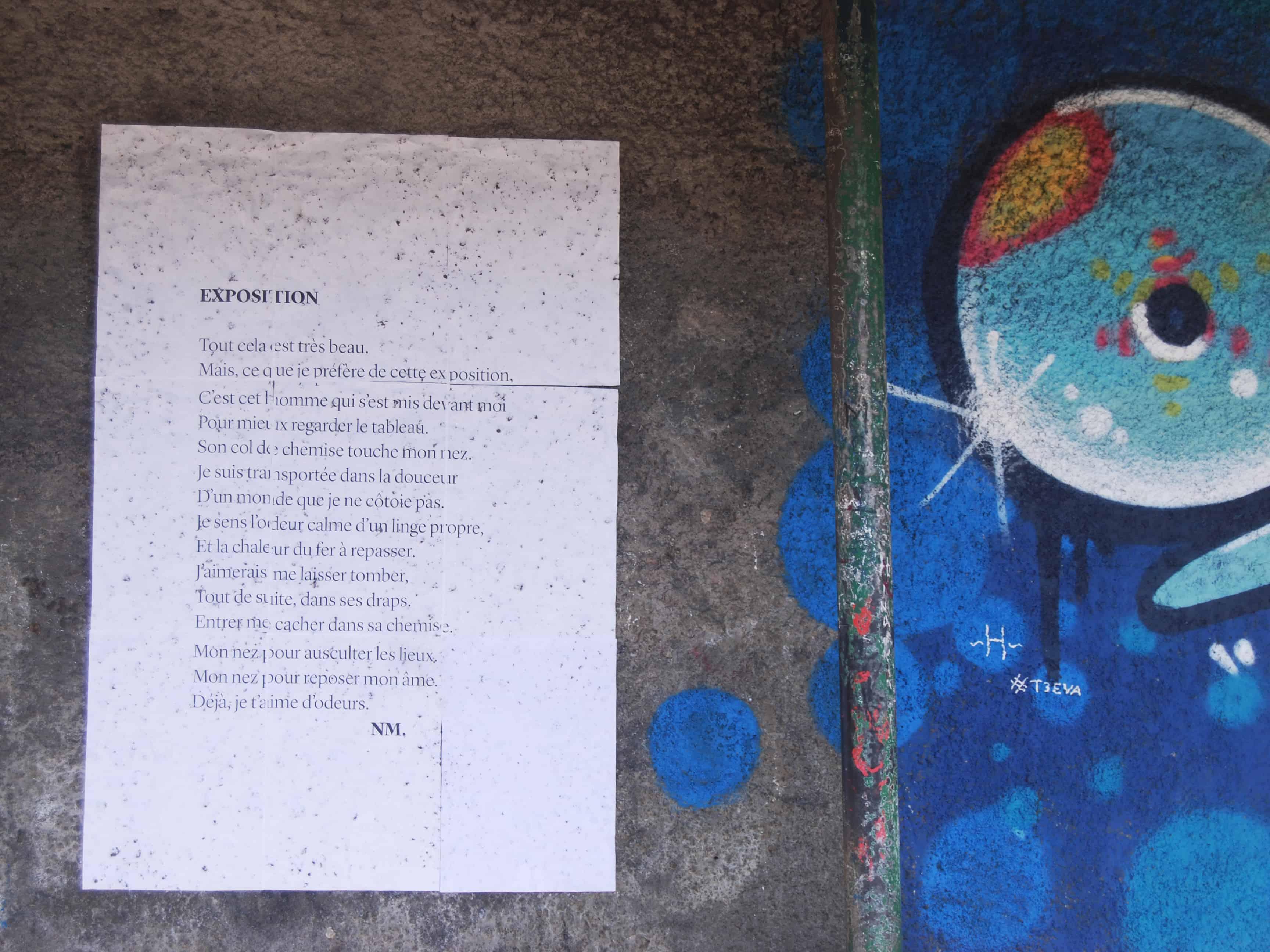 exposition, papeete, nathalie man, poésie