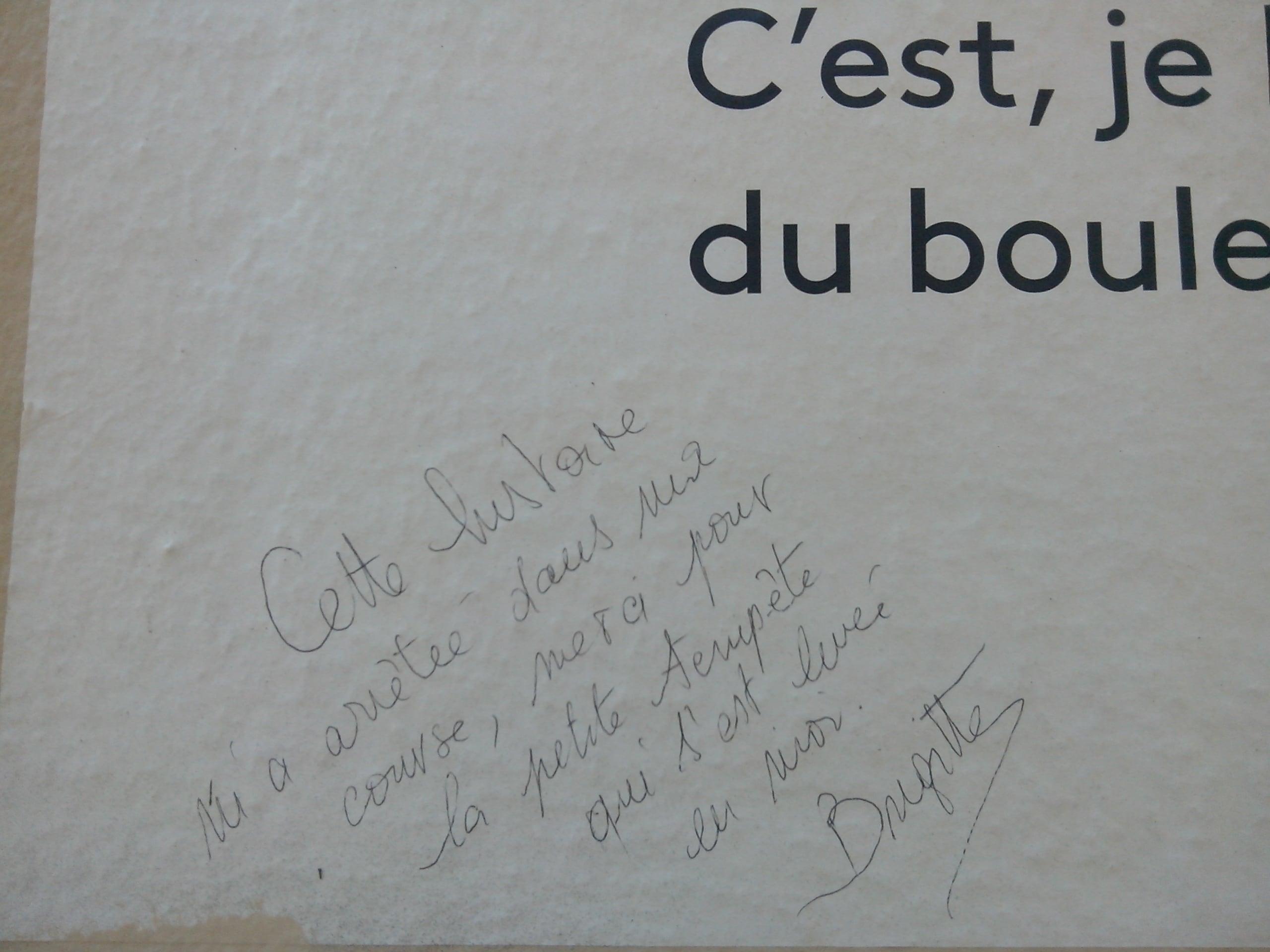premier collage, poèmes de rue, rue yves toudic, canal saint martin, le monsieur du boulevard saint-martin, poésie, paris, nathalie man, nm