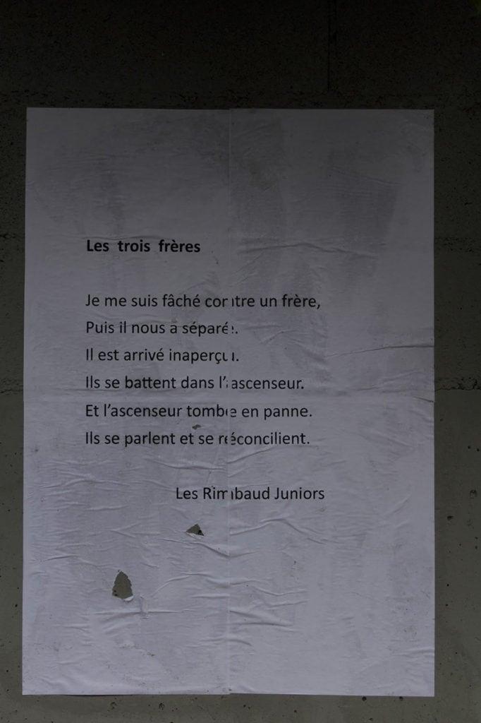 Nathalie Man Insurrection Poétique