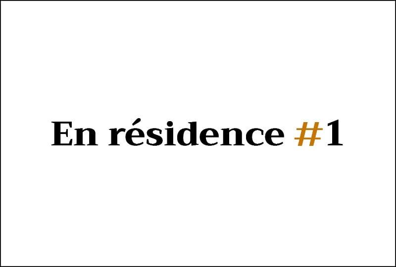 résidence d'écriture, poésie, europe, interrail, la république, france inter