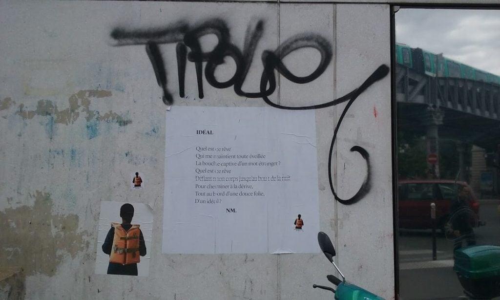 Idéal stalingrad paris poésie nathalie man