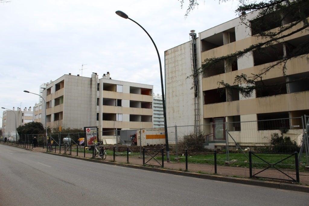 résidence Offenbach, cité du Grand-Parc, Bordeaux, nathalie man