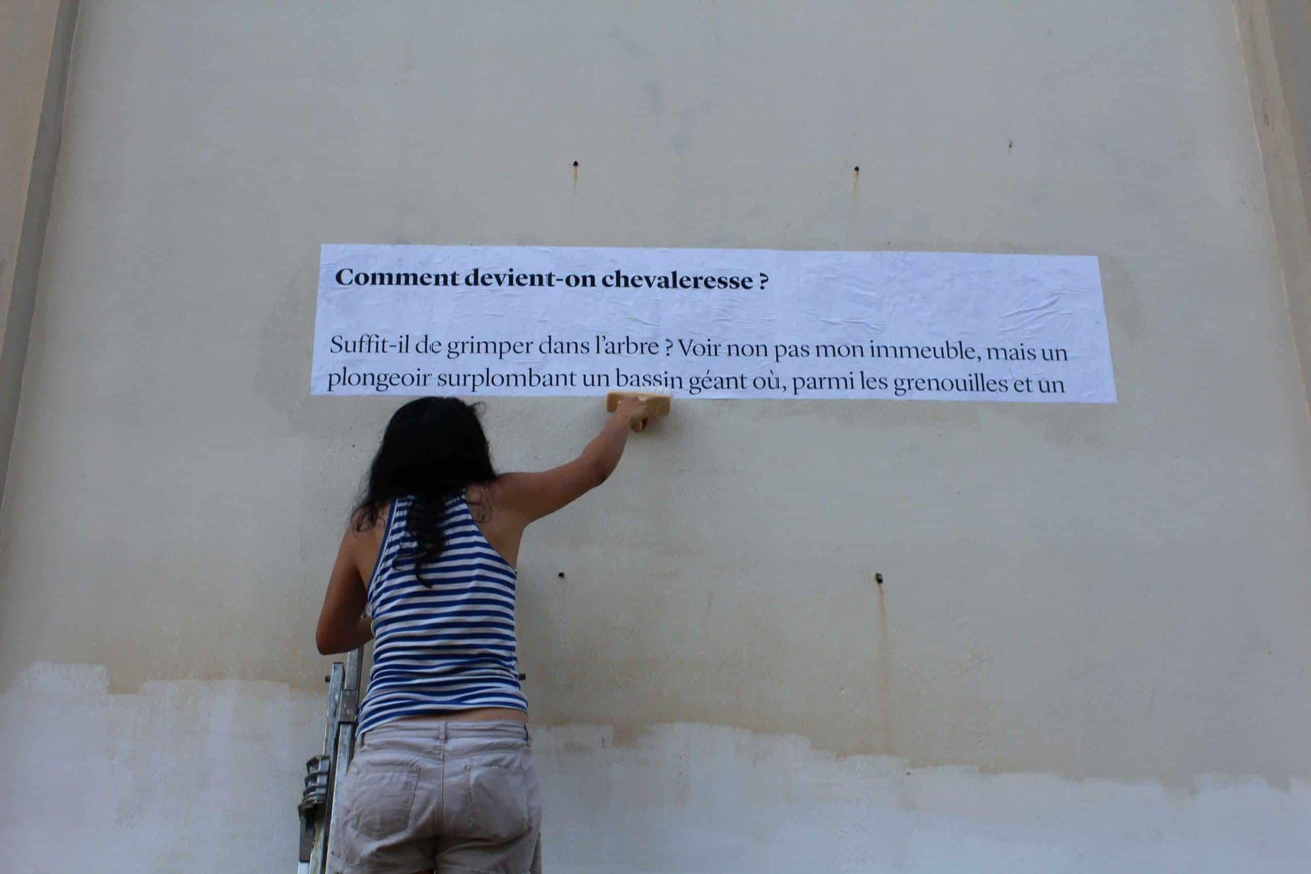 l'entrée des femmes dans les arts week-end de l'art contemporain bordeaux nathalie man