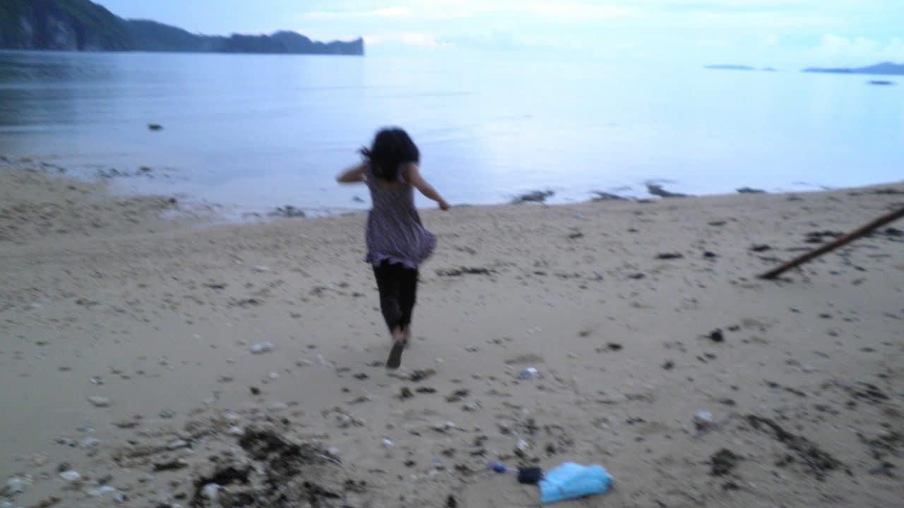 poème puerto princesa philippines filipinas nathalie man