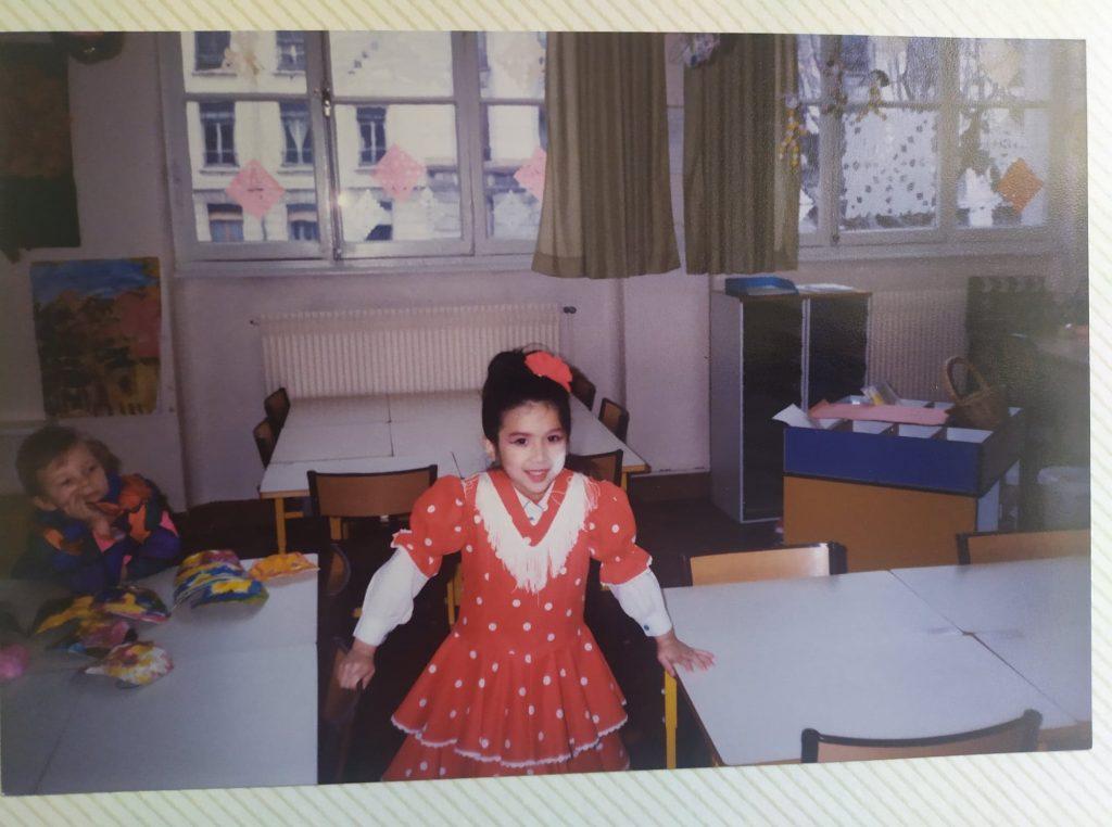 nathalieman flamenco metissage kiffe ta race nmpoetesse chinoise espagnole française syncrétisme culturel