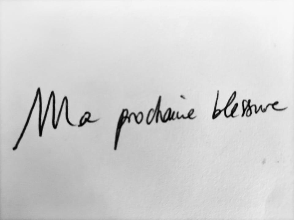 ma prochaine blessure poème poésie nathalieman nmpoetesse amour